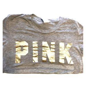 VS PINK Shirt Sz Med.